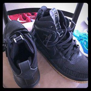 Men's Nike Lunar Force 1 Duckboots Sz 10